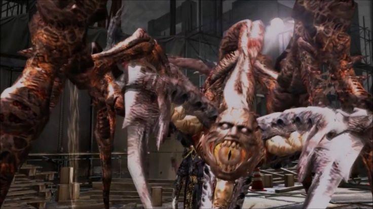 resident evil 4 all bosses music video