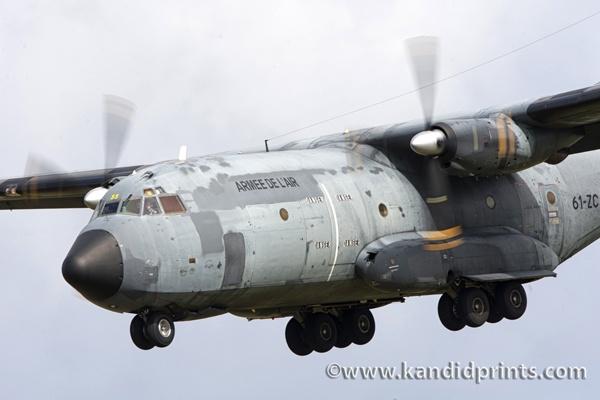 Armee De L'Air Transall