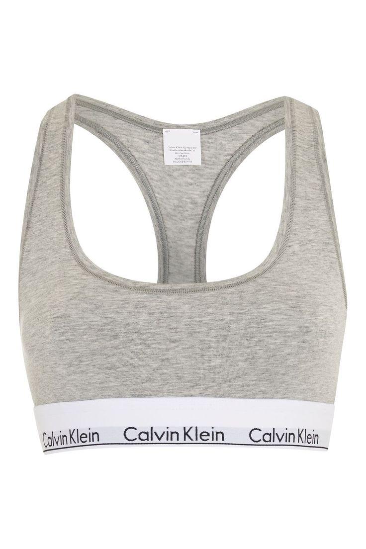 Brassière, Calvin Klein - Vêtements- Topshop