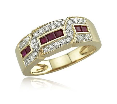 rubyrings | Real Ruby Rings Are Highly Precious