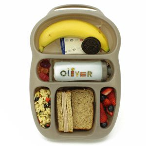 pack a lunch | Goodbyn lunch box (no ears) - pepper - Biome - Biome