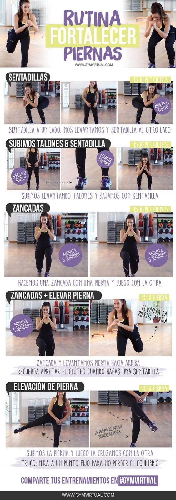 Ejercicios que marcarán la diferencia en tu cuerpo #fitnessbody #womenfitness #womenbeautiful