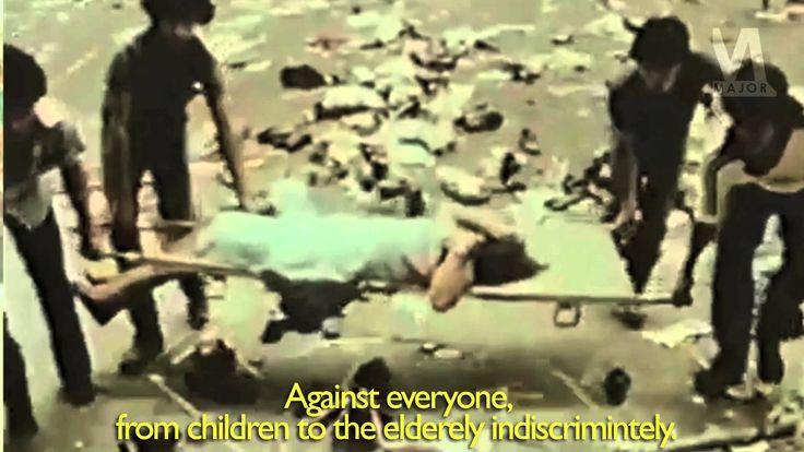 Salvadoran Civil War Survivor (10 min video)