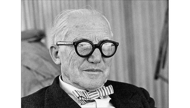 Moment - Le Corbusier. Moderna Museet