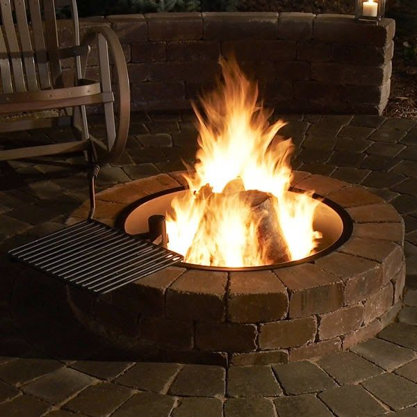 5 Safety Considerations For The Fire Pit DIY Installer