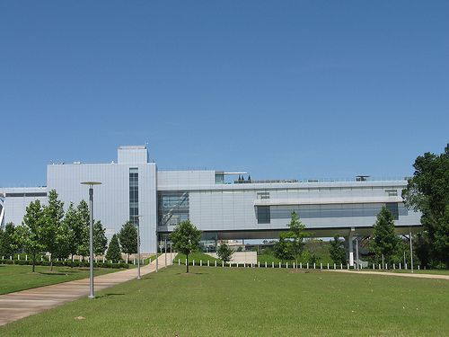 Clinton Presidential Library   Little Rock Arkansas