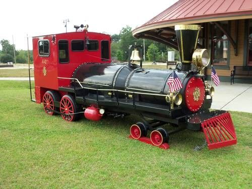train bbq grill | Choo Choo BBQ Custom Train Engine smoker gas Grill- Reduced for Sale ...