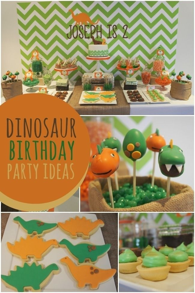 boy's dinosaur birthday party ideas www.spaceshipsandlaserbeams.com