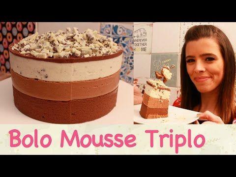 Receita da cobertura do bolo espelhado em cores - Louca Fome - YouTube