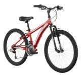 """Diamondback 2013 Cobra Junior Mountain Bike with 24-Inch Wheels  (Red, 24-Inch/Boys) - #kidsstuff #kids #toys #games #toysandgames #boys #girls -   When a little boy gets too big for a 20"""" wheeled bike the Cobra 24 is the way to go. The heavy duty st"""