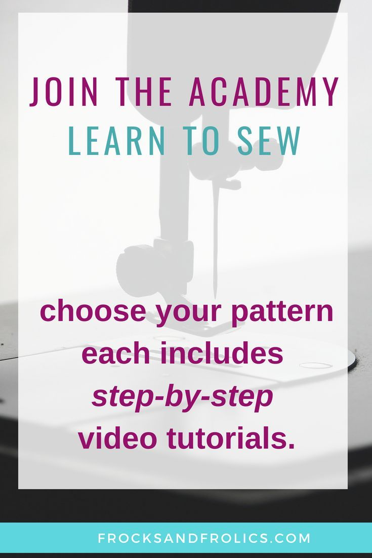 Learn to sew. Choose which pattern you would like to learn to sew up ...