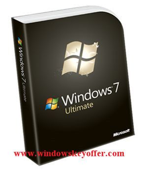 Win 7 Ultimate retail versions with the download link and a genuine license key ,only $35.99