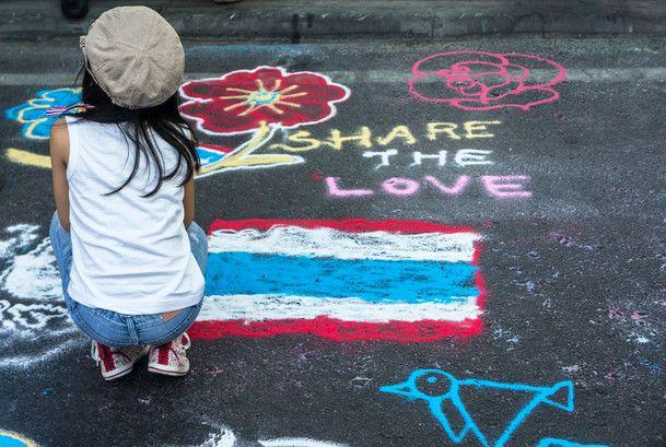 Thailand Urlaub - immer noch politische Unruhen?http://www.thailand-spezialisten.com/2014/04/25/zur-aktuellen-lage-thailands/