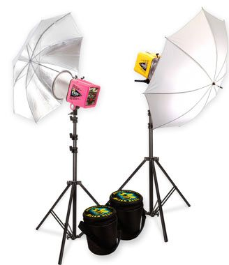 alien bees light kits are easy to use and affordable you can purchase a set affordable lighting set