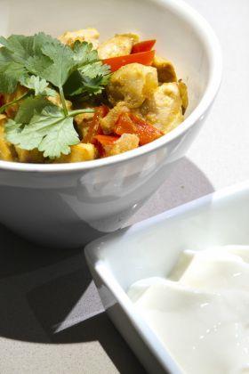 Mustard - Sweet Chicken Curry