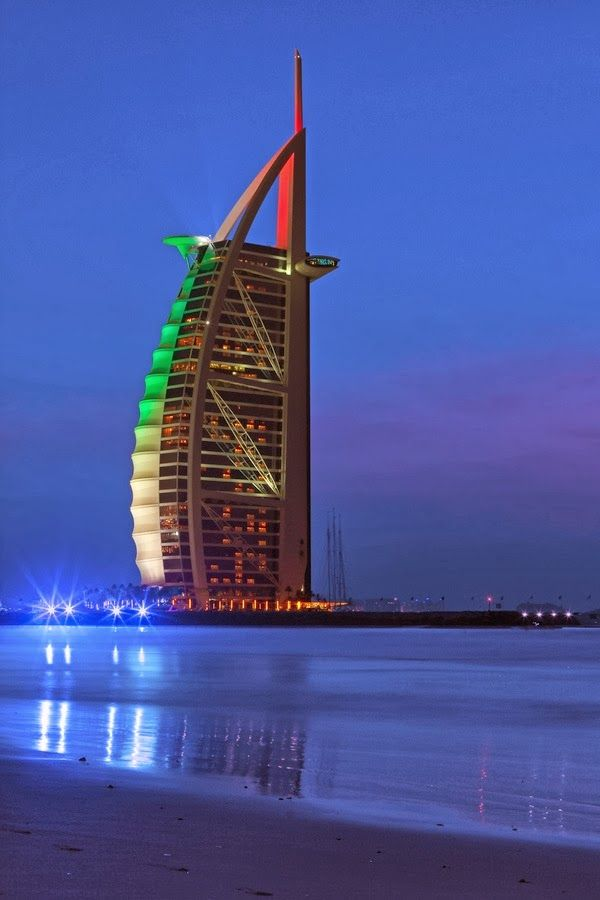95 best tall buildings images on pinterest skyscrapers Burj al arab architecture