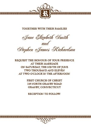 Custom Wedding Invitations Invitations Designs Amp Such
