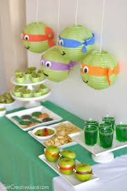 torta decorada de tortugas ningas - Buscar con Google