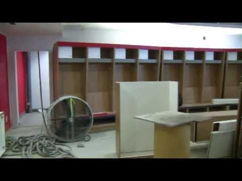 Kia Training Ground & Academy Tour - May 29, 2012 - YouTube