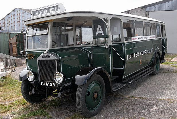 17 Best Images About Old Buses On Pinterest Bristol