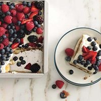 Easy Berry Dessert Recipes
