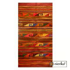 nierika | Tapetes de Lana para piso o pared | 100 % Natural | Tapetes de Teotitlan del Valle | Oaxaca