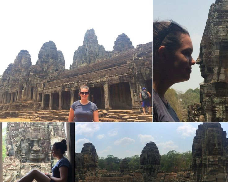 Temples of Angkor – The Girls Who Wander