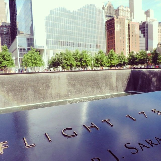 #WorldTradeCentre #memorial #911 #september11 #Manhattan #NewYork #NYC #ajcphotography