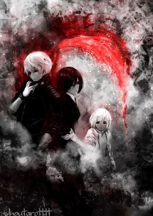 This is so deep and beautiful...|| Tokyo Ghoul