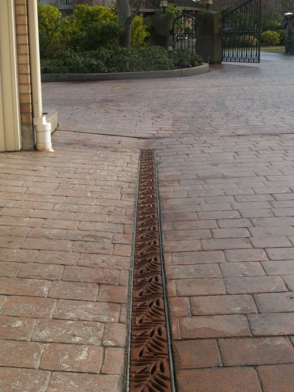 Channel Drainage For Patios: Best 25+ Drainage Grates Ideas On Pinterest