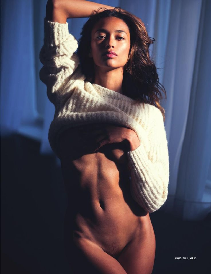 France models naked pic