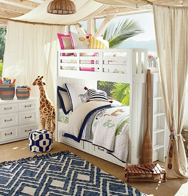 Bedrooms Pottery Barn Inspired: 43 Best Images About Kids Room On Pinterest