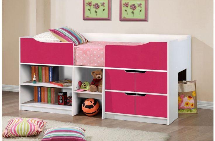 Paddington Cabin Bed