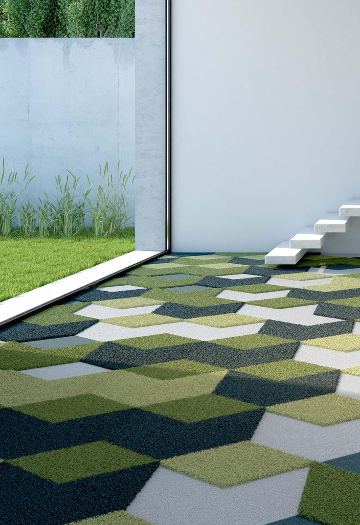 TEXtiles SL: NO LIMIT TO DESIGN Vorwerk flooring is opening up new horizons for creative floor design with TEXtiles SL, the new modular collection of..