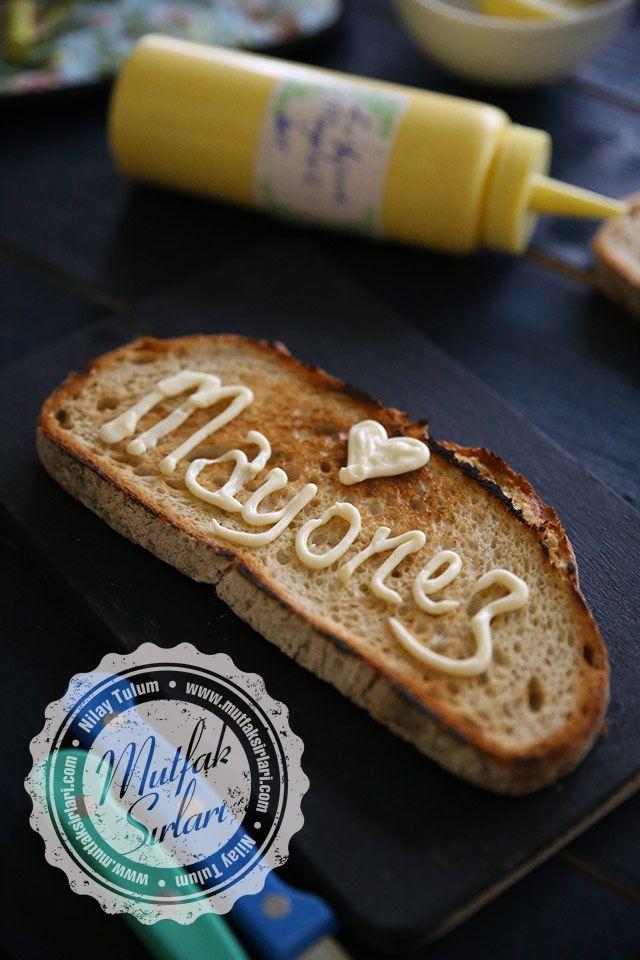 Evde mayonez nasıl yapılır? Tarifi | Mutfak Sırları