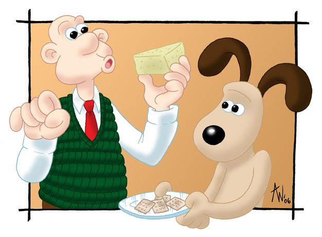 40 best Wallace and Gromit images on Pinterest  The curse