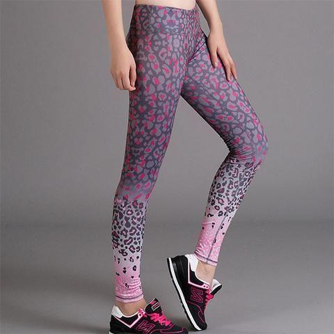3D Printed Gym Leggings - J20Style - 2