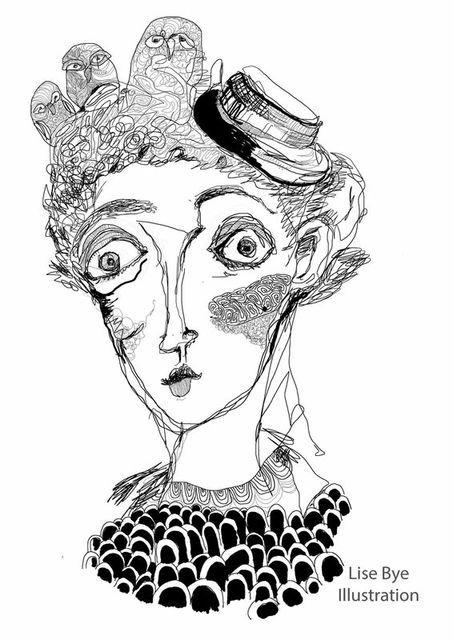 Digital Illustration - Lise Bye Kjeldsen