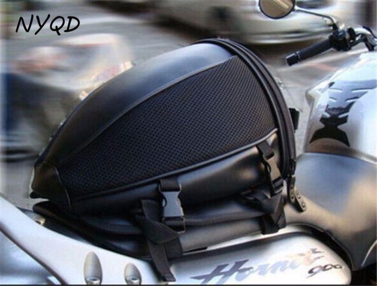 Alforjes da motocicleta bolsa de perna à prova d' água saco de tanque de moto tanque de óleo quente de alta qualidade da motocicleta de corrida Sacos de Cauda