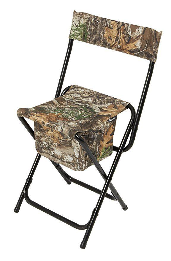 Ameristep High Back Chair Realtree Edge Frame Frame Fishinggear Fishing Campinggear Rvliving High Back Chairs Chair Folding Chair