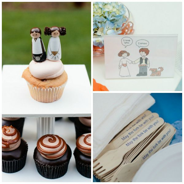 1000 Images About Star Wars Themed Weddings On Pinterest