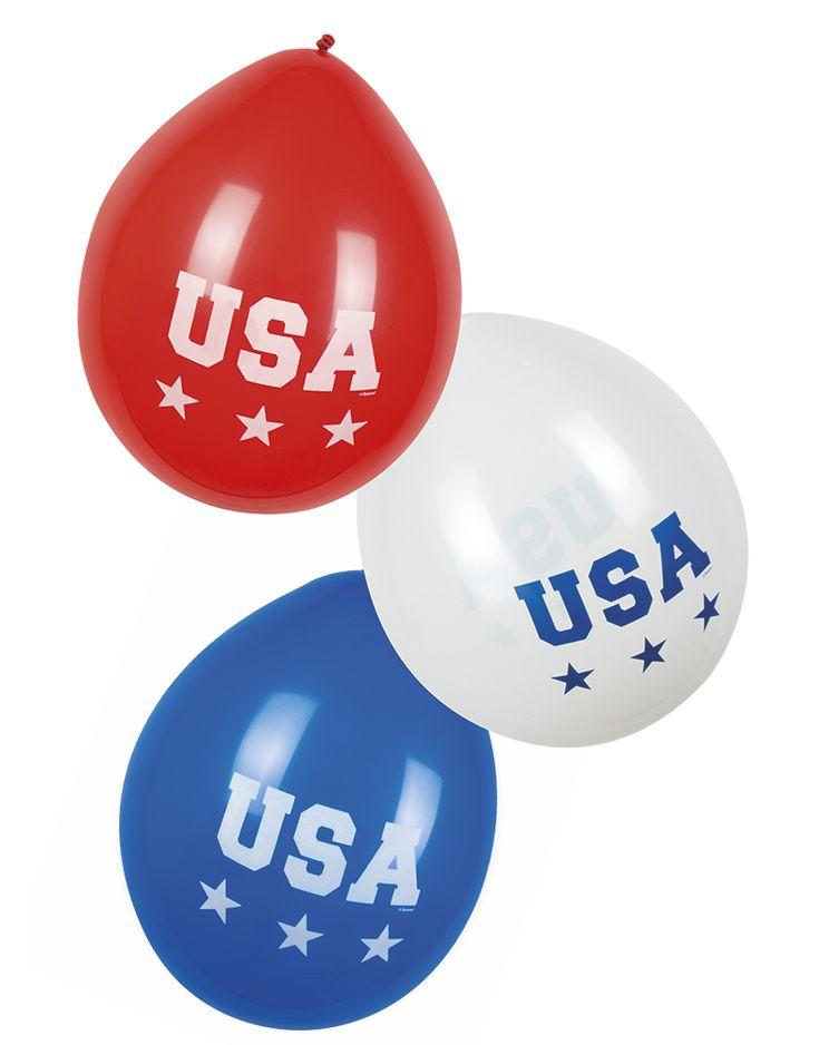 USA-ilmapallot