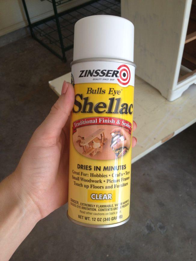 How to stop bleeding through on Old White chalk paint ...