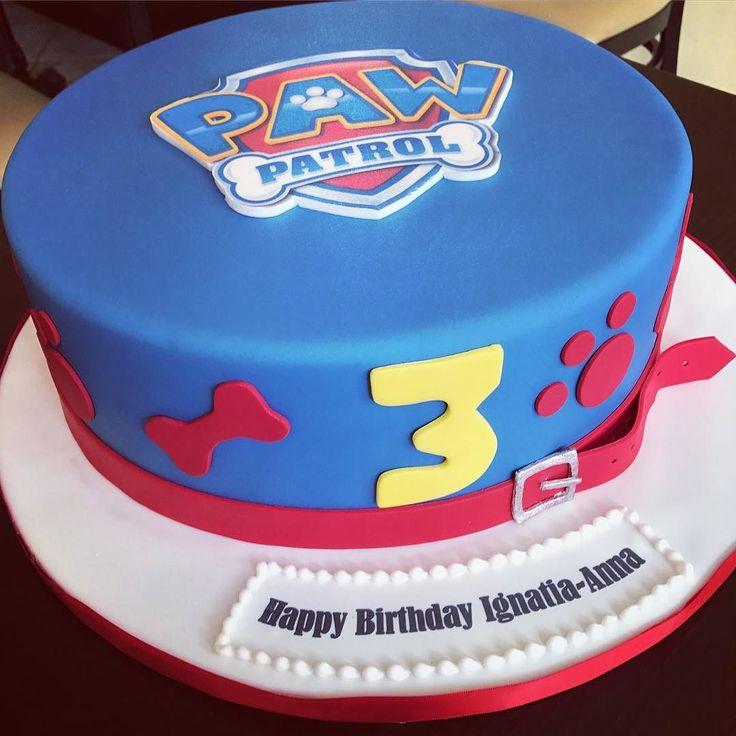 #pawpatrol #pawpatrolcake #customcake #cake #fondont #themecake #cakeroyalecafe #cakeroyale #mississauga #streetsvillecakeshop #streetsville #instagood #instagram #instacake