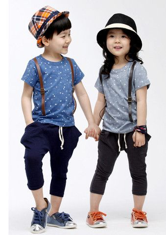 Cool Cats Set for boys and girls 2-8. Play ready kids fashion at Color Me WHIMSY.