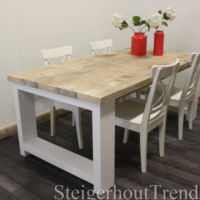 25 beste idee n over tafel toppers op pinterest doorgestikte tafeltoppers doorgestikte - Tafel een kribbe stijl industriel ...