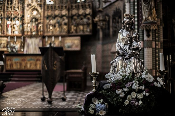 mother mary 2 by Joram Krol on 500px