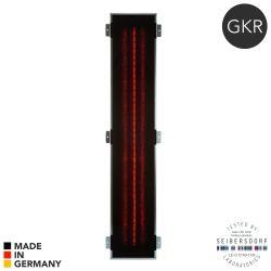 Infrarotstrahler GKR Glaskeramik Rotlicht für Sauna