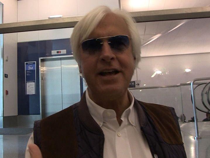 American Pharoah Trainer Bob Baffert Gives Betting Tips For Kentucky Derby (VIDEO)