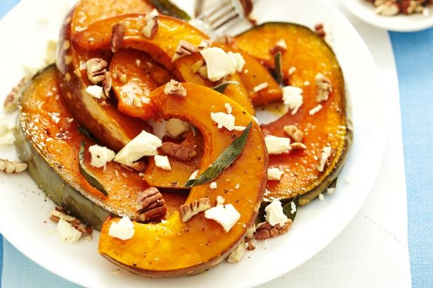 Jump into the pumpkin patch for this simply smashing recipe!